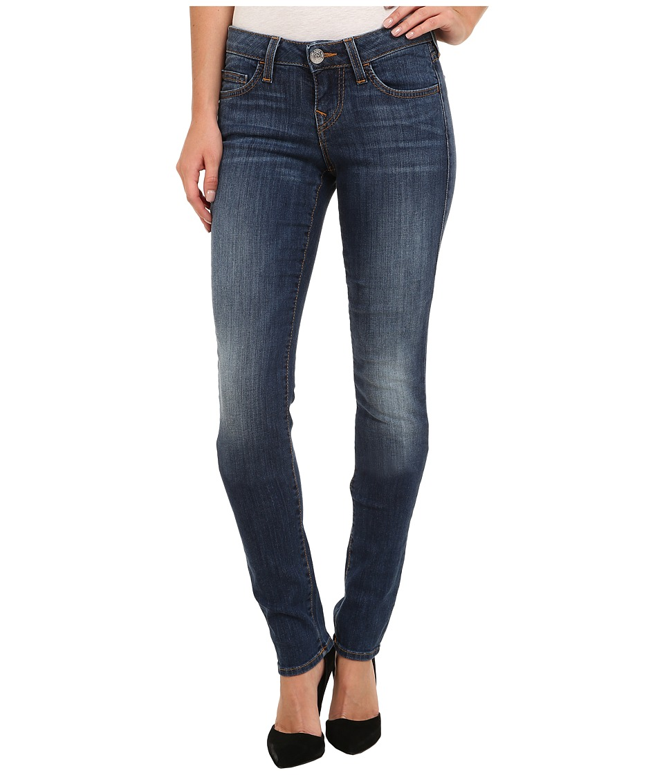 True Religion - Forsaken Shannon Jean in Del Mar Medium (Del Mar Medium) Women
