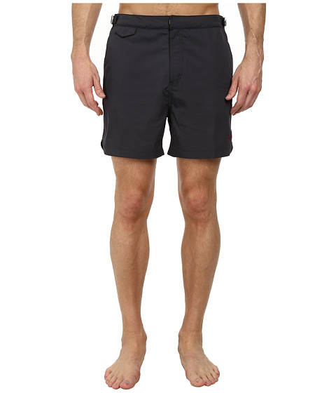 Fred Perry - Taped Swimshort (Navy) Men's Swimwear