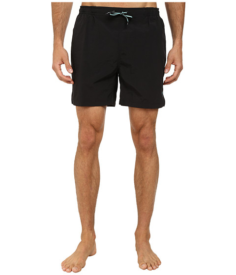 Fred Perry - Swimshort (Black) Men
