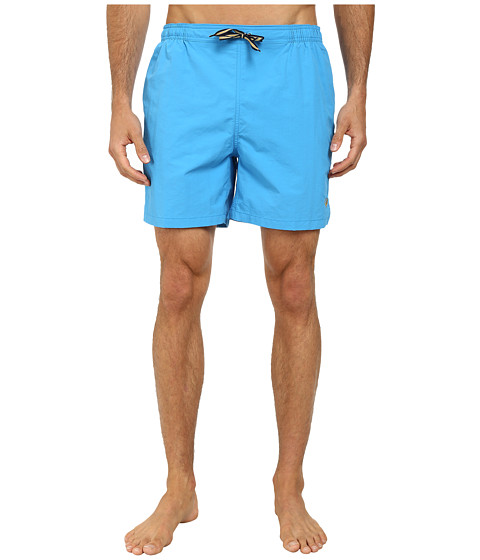 Fred Perry - Swimshort (Clear Blue) Men's Swimwear