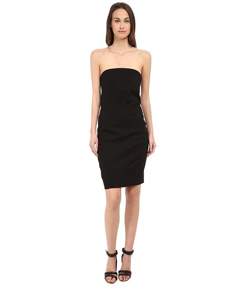 HELMUT LANG - Cast Jersey Dress (Black) Women