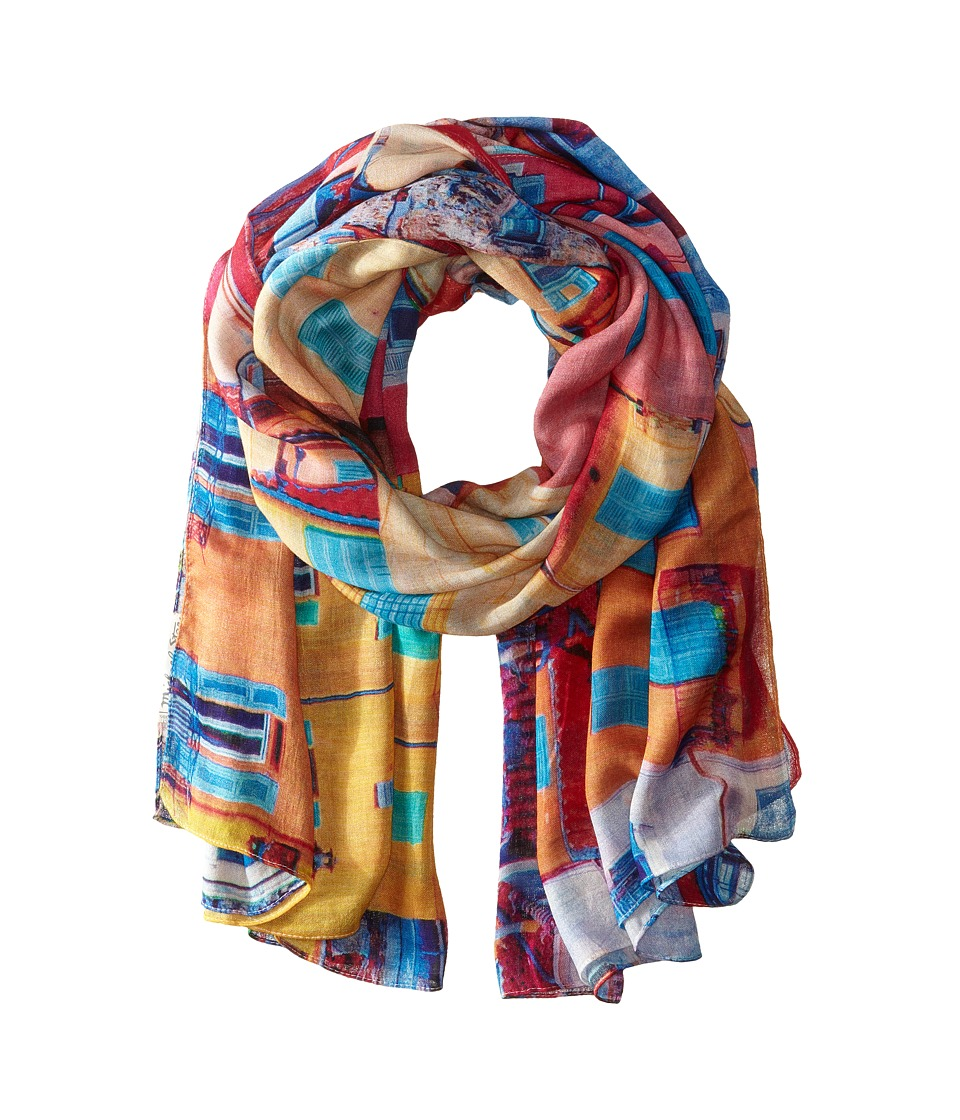 Michael Stars - Colors of Menton Wrap (Multi) Scarves