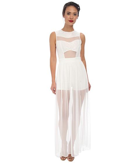Brigitte Bailey - Estella Dress (Ivory) Women's Dress