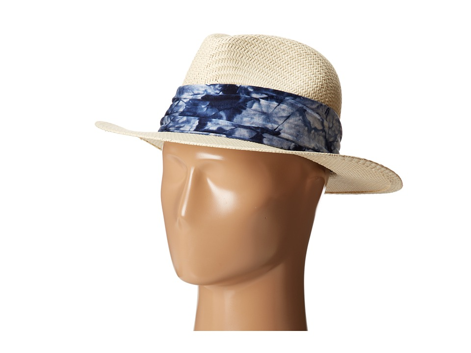 Michael Stars - Breezy Panama Hat (Passport) Caps