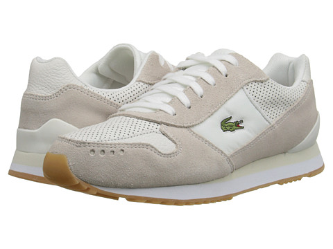 Lacoste - Trajet SL (Off White) Women's Shoes