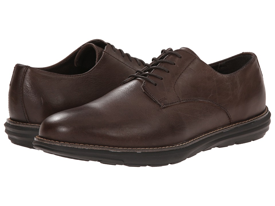Dr. Scholl's - Harmon (Brown Derby) Men's Lace up casual Shoes