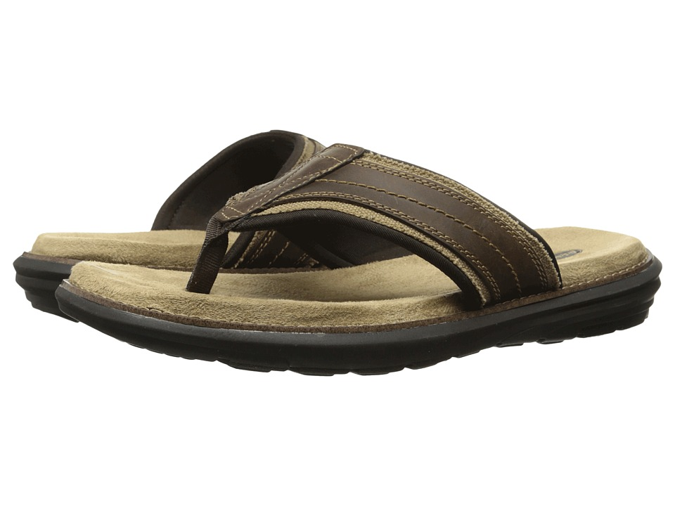 Dr. Scholl's - Kip (Brown Derby) Men's Sandals