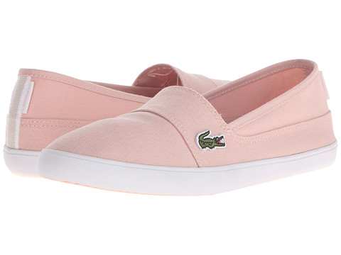 Lacoste - Marice CLS (Light Pink/Light Pink) Women's Shoes