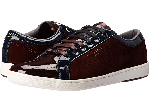 Ted Baker - Yocob (Dark Red/Dark Blue) Men