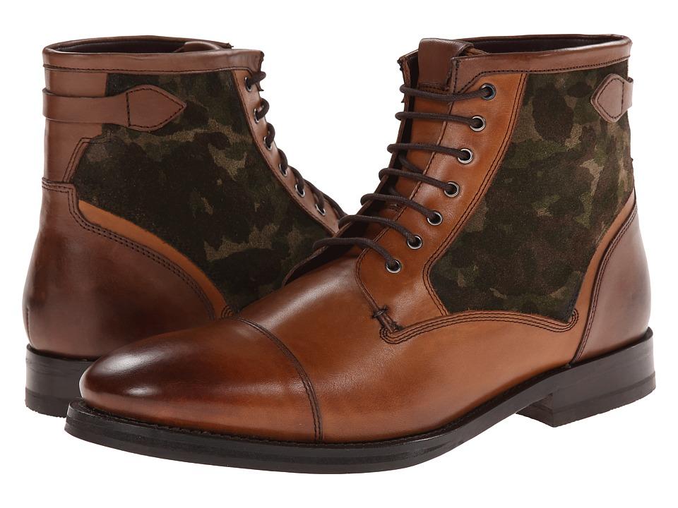 Ted Baker - Comptan (Tan Leather) Men