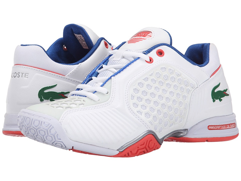 Lacoste - Repel 2 Res (White/Pink) Women