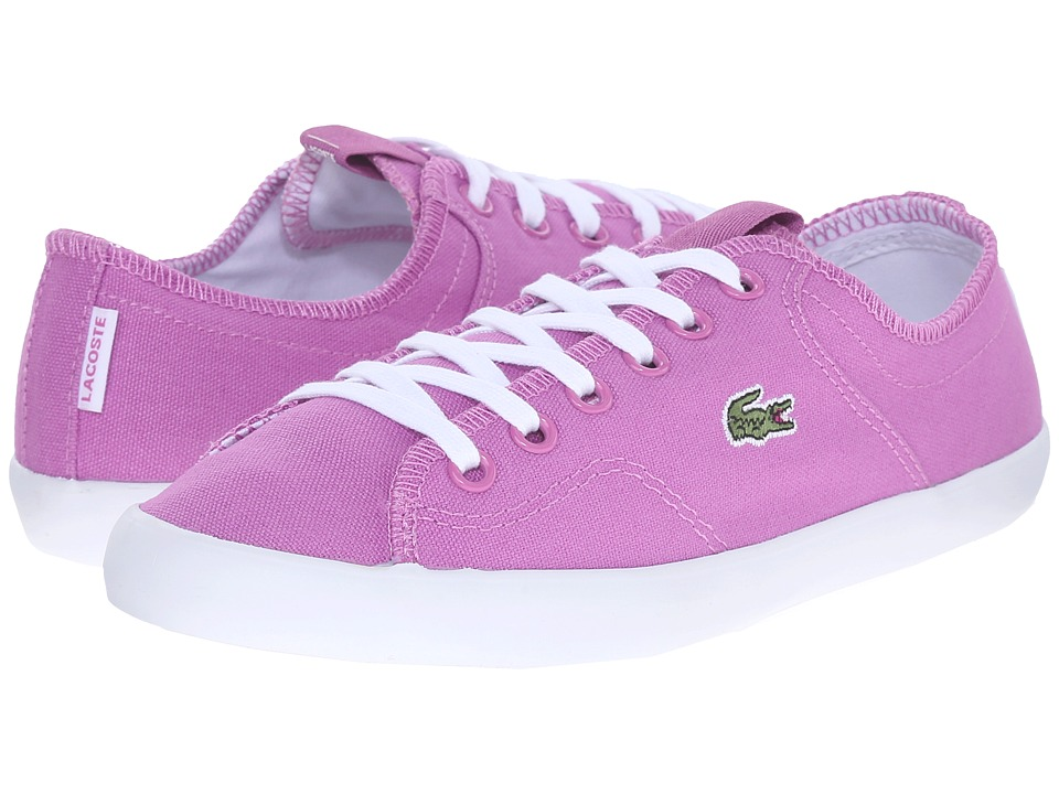 Lacoste - Ramer Sleek Res (Purple/Purple) Women's Shoes