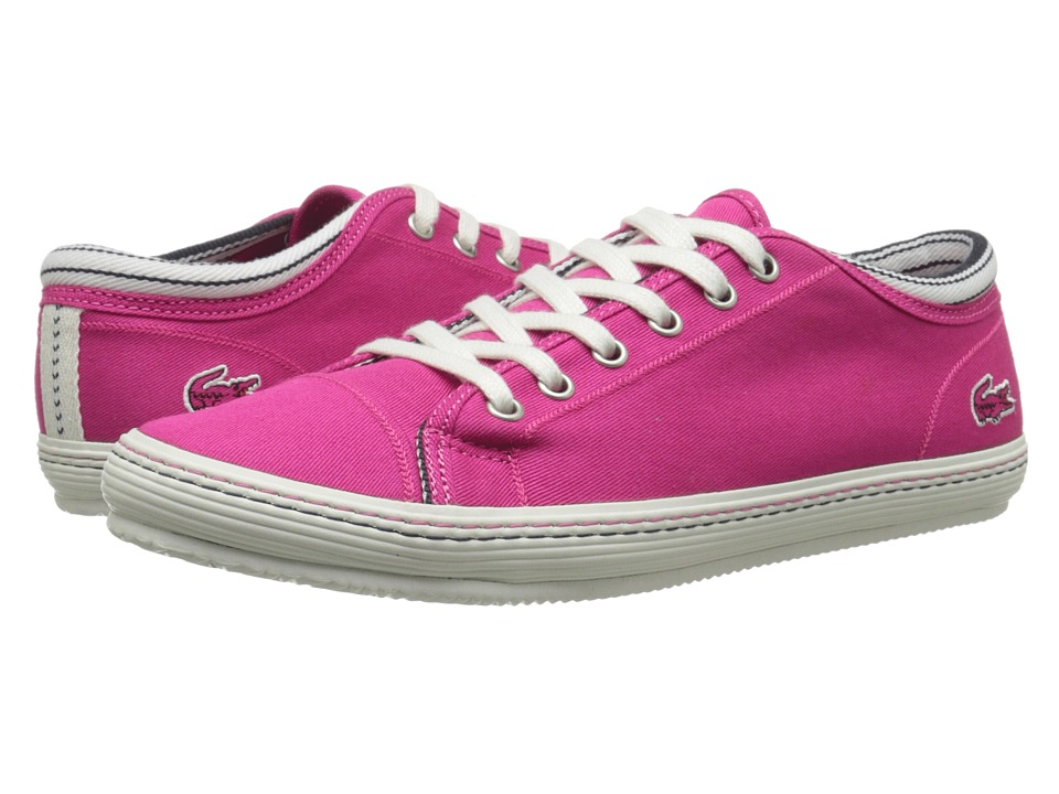 Lacoste - Shore 8 (Pink) Women's Shoes