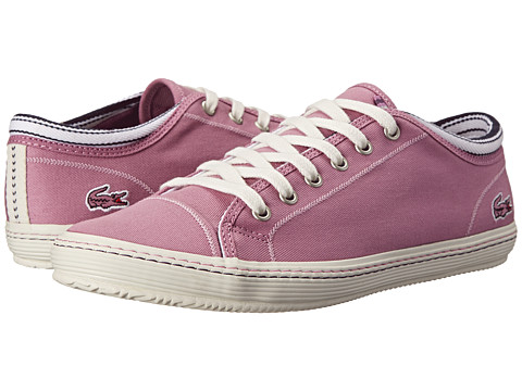 Lacoste - Shore 8 (Light Purple) Women's Shoes