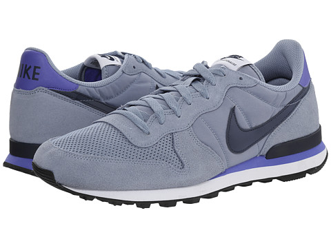 Nike - Internationalist (Cool Blue/Perisan Violet/White/Obsidian) Men
