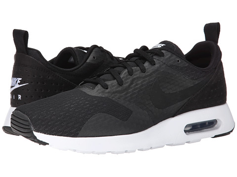 Nike - Air Max Tavas Essential (Black/White/Black) Men's Shoes
