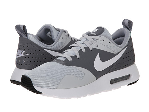 Nike - Air Max Tavas Essential (Pure Platinum/Cool Grey/Wolf Grey/White) Men's Shoes