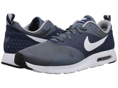 Nike - Air Max Tavas Essential (Armory Slate/Midnight Navy/Wolf Grey/White) Men