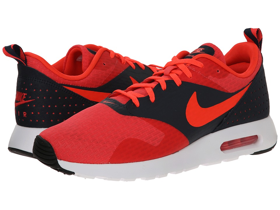Nike - Air Max Tavas Essential (Rio/Dark Obsidian/Midnight Navy/Bright Crimson) Men's Shoes