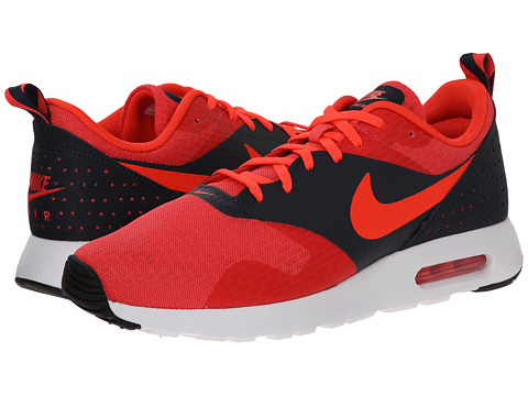 Nike - Air Max Tavas Essential (Rio/Dark Obsidian/Midnight Navy/Bright Crimson) Men
