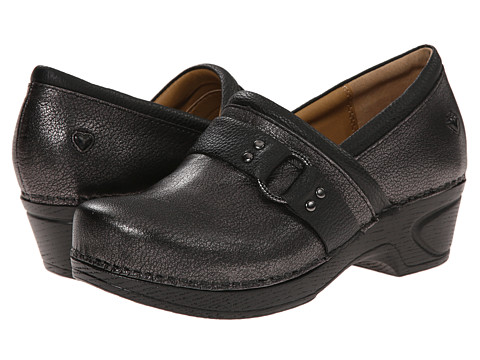 Nurse Mates - Dakota (Gunmetal) Women's Clog Shoes