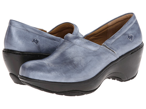 Nurse Mates - Bryar (Steel) Women's Clog Shoes