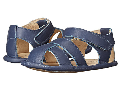 Old Soles - Shore Sandal (Infant/Toddler) (Denim) Girl