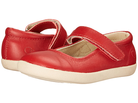 Old Soles - Miss Jane (Toddler/Little Kid) (Red) Girl's Shoes