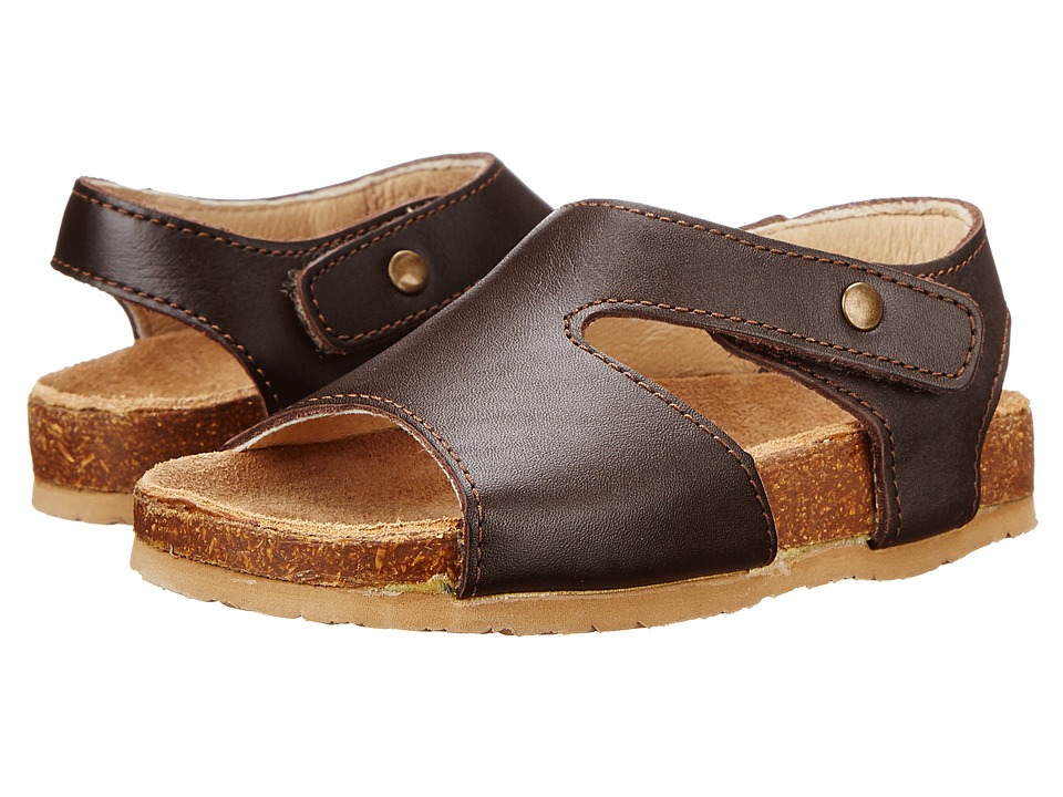 Old Soles - Digger (Toddler/Little Kid) (Brown) Boy's Shoes