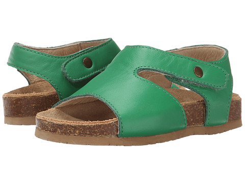 Old Soles - Digger (Toddler/Little Kid) (Green) Boy