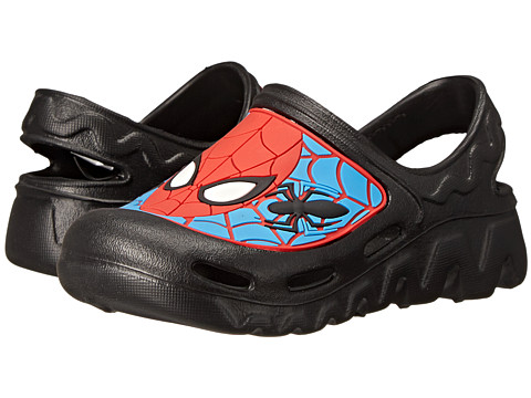 Favorite Characters - Spiderman 1SPS805 Clog (Toddler) (Blue/Red/Black) Boys Shoes