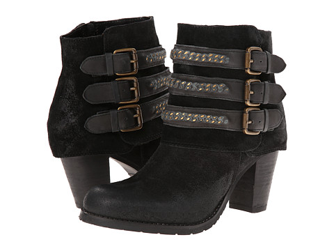 Rebels - Hart (Black) Women's Boots