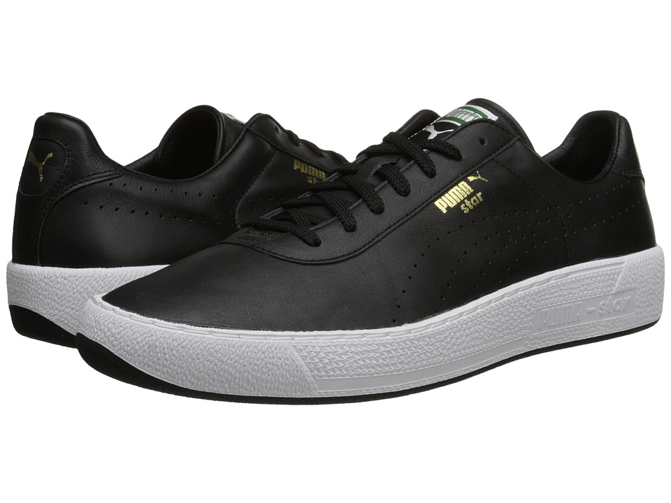 PUMA - Star (Black/White) Classic Shoes