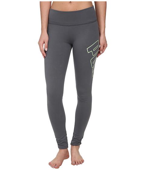 PUMA - Logo Legging (Turbulence) Women's Casual Pants