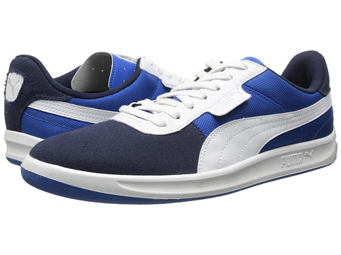 PUMA - G. Vilas CVS (Peacoat/Strong Blue/White) Men's Shoes