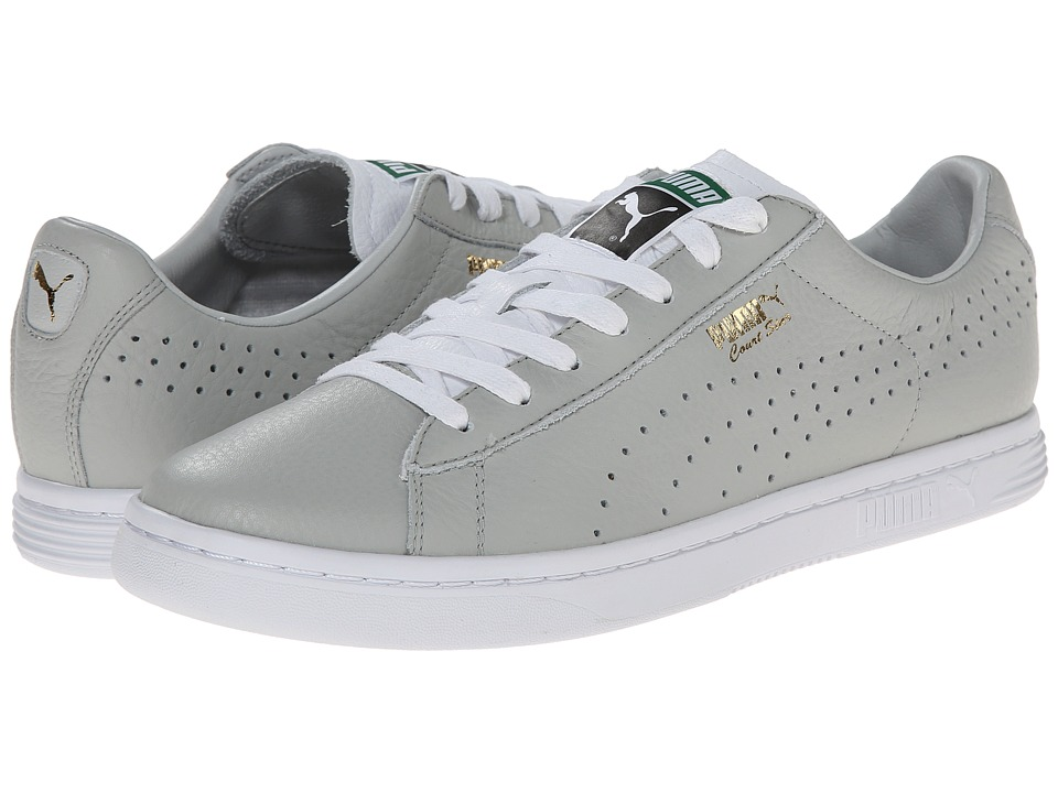 PUMA - Court Star NM (Grey Violet) Athletic Shoes