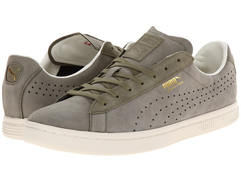PUMA - Court Star Citi Series NBK (Burnt Olive) Athletic Shoes
