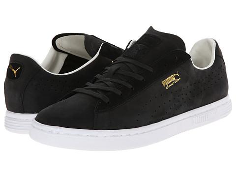 PUMA - Court Star Citi Series NBK (Black) Athletic Shoes