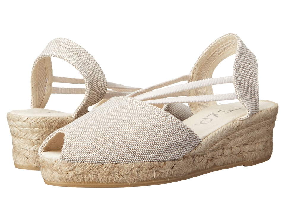 rsvp - Jacee (Natural Lona) Women's Wedge Shoes