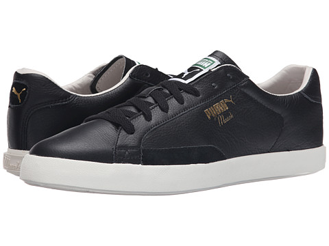 PUMA - Match Vulc (Black) Athletic Shoes
