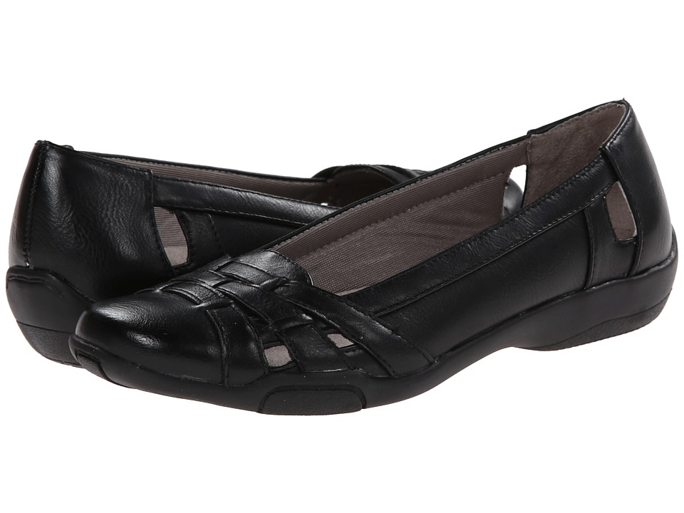 LifeStride - Sophia (Black) Women's Shoes