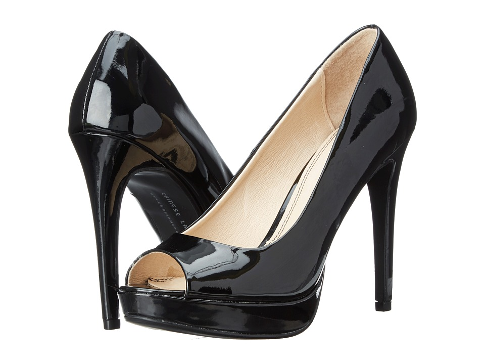 Chinese Laundry Hypnotize (Black Patent) High Heels