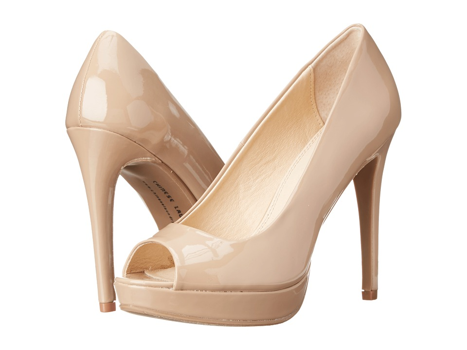 Chinese Laundry - Hypnotize (New Nude Patent) High Heels