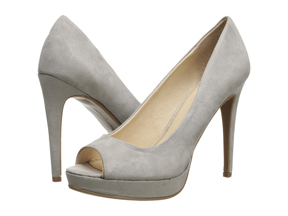 Chinese Laundry Hypnotize (Grey Micro Suede) High Heels