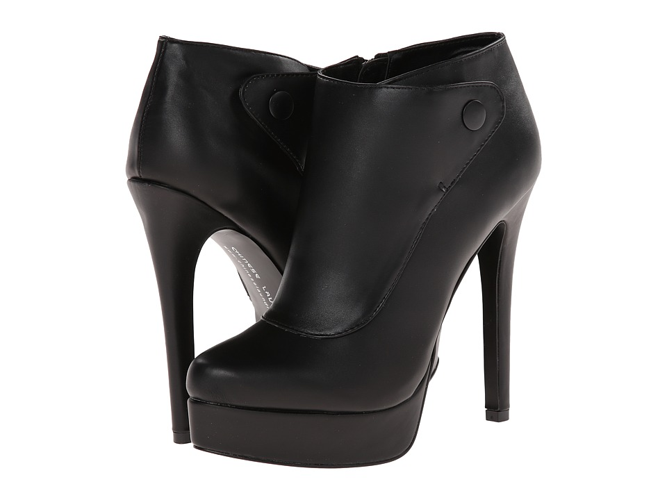 Chinese Laundry - Loyal (Black Soft Calf) High Heels
