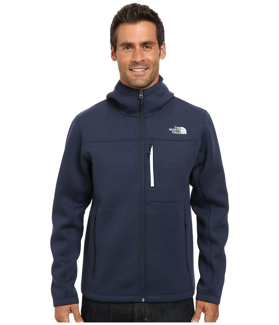 The North Face - Haldee Hoodie (Cosmic Blue Heather) Men's Sweatshirt