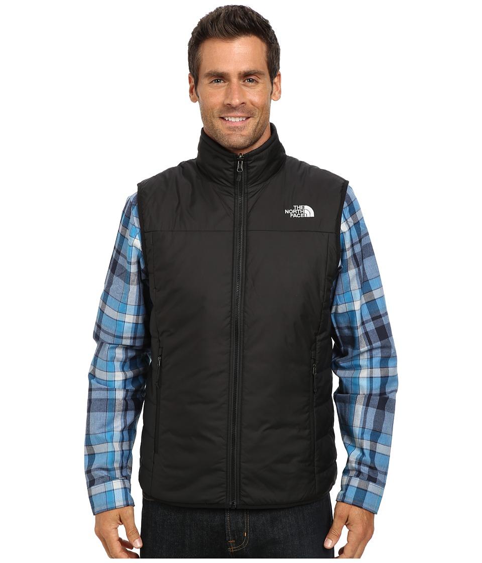 The North Face - Trinity Vest (TNF Black/TNF Black) Men's Vest