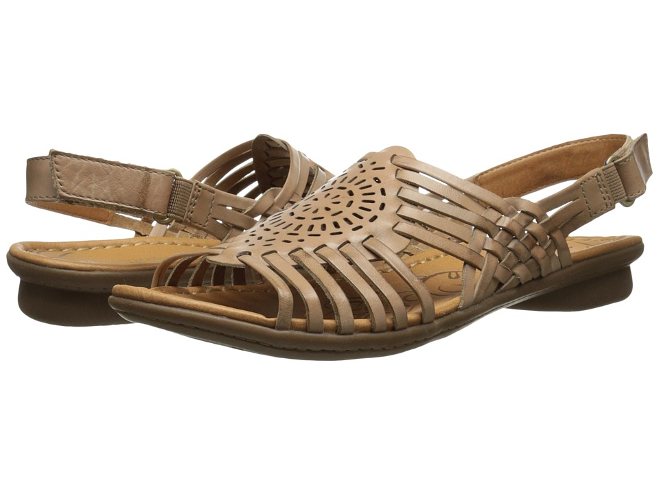 Naturalizer - Wendy (Ginger Snap Leather) Women's Sandals