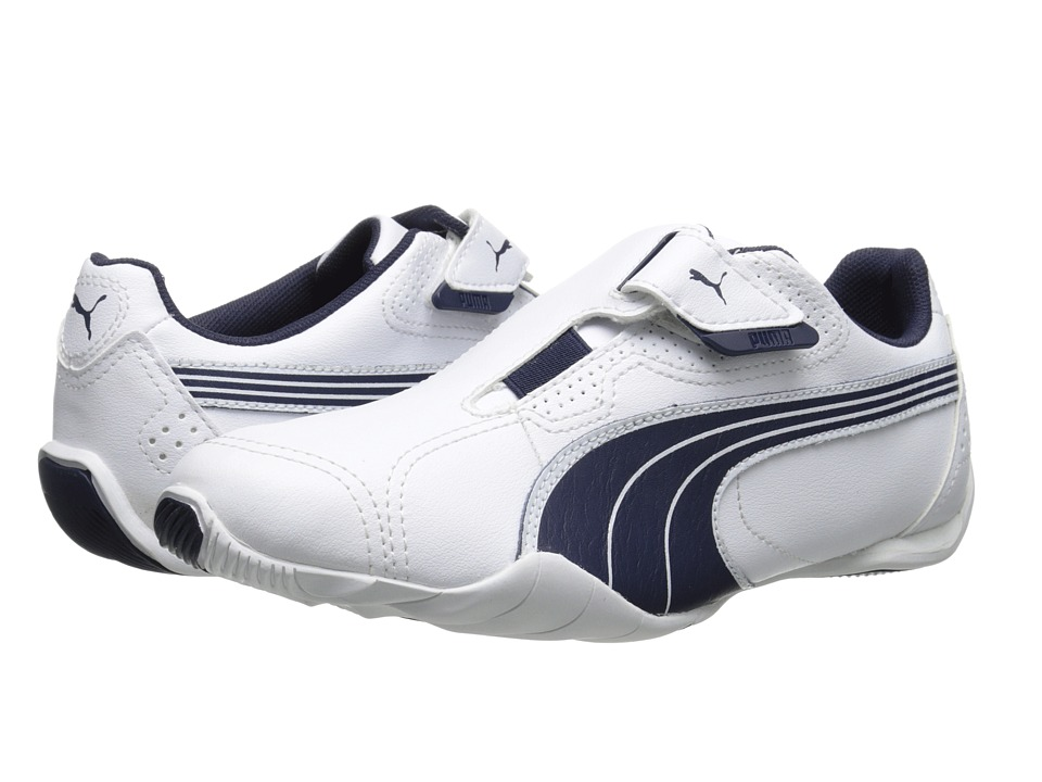 PUMA - Redon Move (White/Peacoat) Men's Shoes