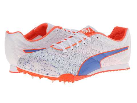 PUMA - TFX Star v3 (White/Ultramarine/Fluro Peach) Women's Shoes